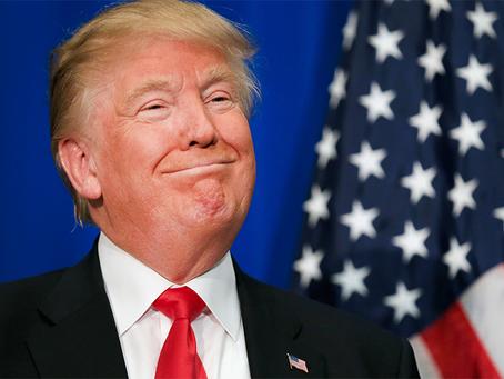 """"""" A questão não é Donald Trump – somos nós"""""""