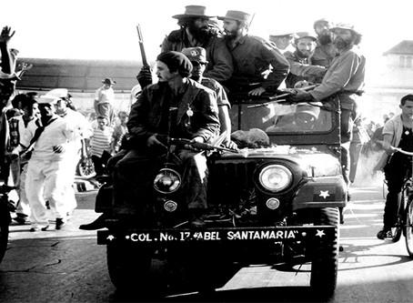 Primeiro discurso de Fidel Castro após a tomada do poder em Cuba
