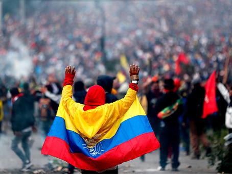 As eleições e o cenário político no Equador