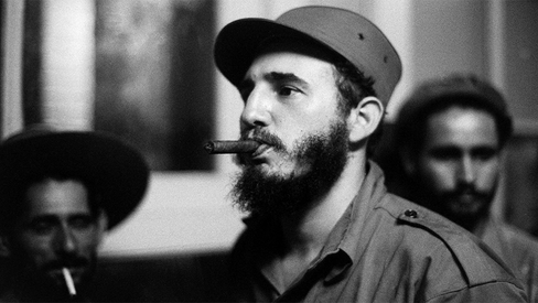 """Fidel: """"O Império e a Droga"""""""