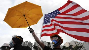 As manifestações em Hong Kong possuem um caráter neocolonial
