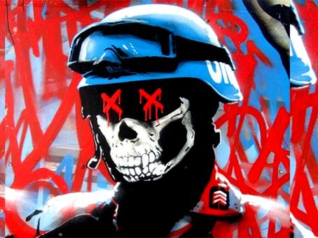 """""""Capacetes azuis e as acusações de abuso sexual em missões de paz"""""""