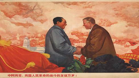 "Martens: ""Mao Tse-tung e Enver Hoxha e a luta sobre duas frentes"""