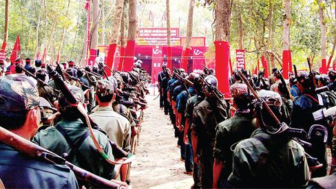 """""""Novo Secretário-Geral do PCI (Maoísta) pode iniciar novos ataques guerrilheiros"""""""