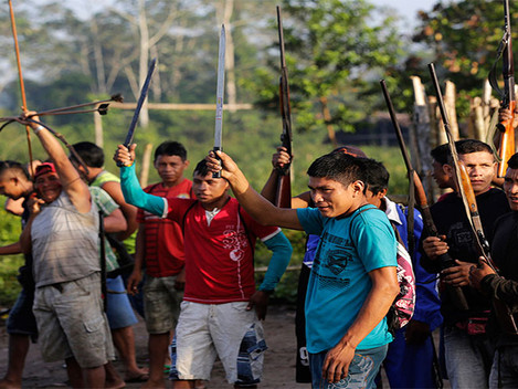 Indígena é executado por madeireiros no MA