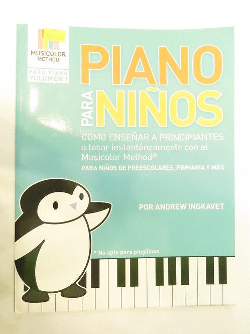 Piano para niños: Cómo enseñar a principiantes Instant