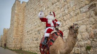 Navidad en Israel