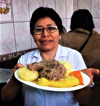 Crónica Gastronómica desde Lima 2