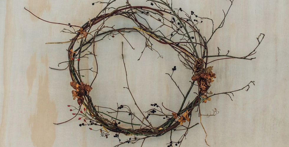 Twiggy Wreath - Large