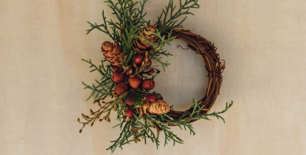 Grapevine Wreath - X-Small