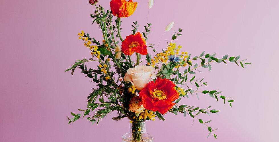Medium Arranged Flowers
