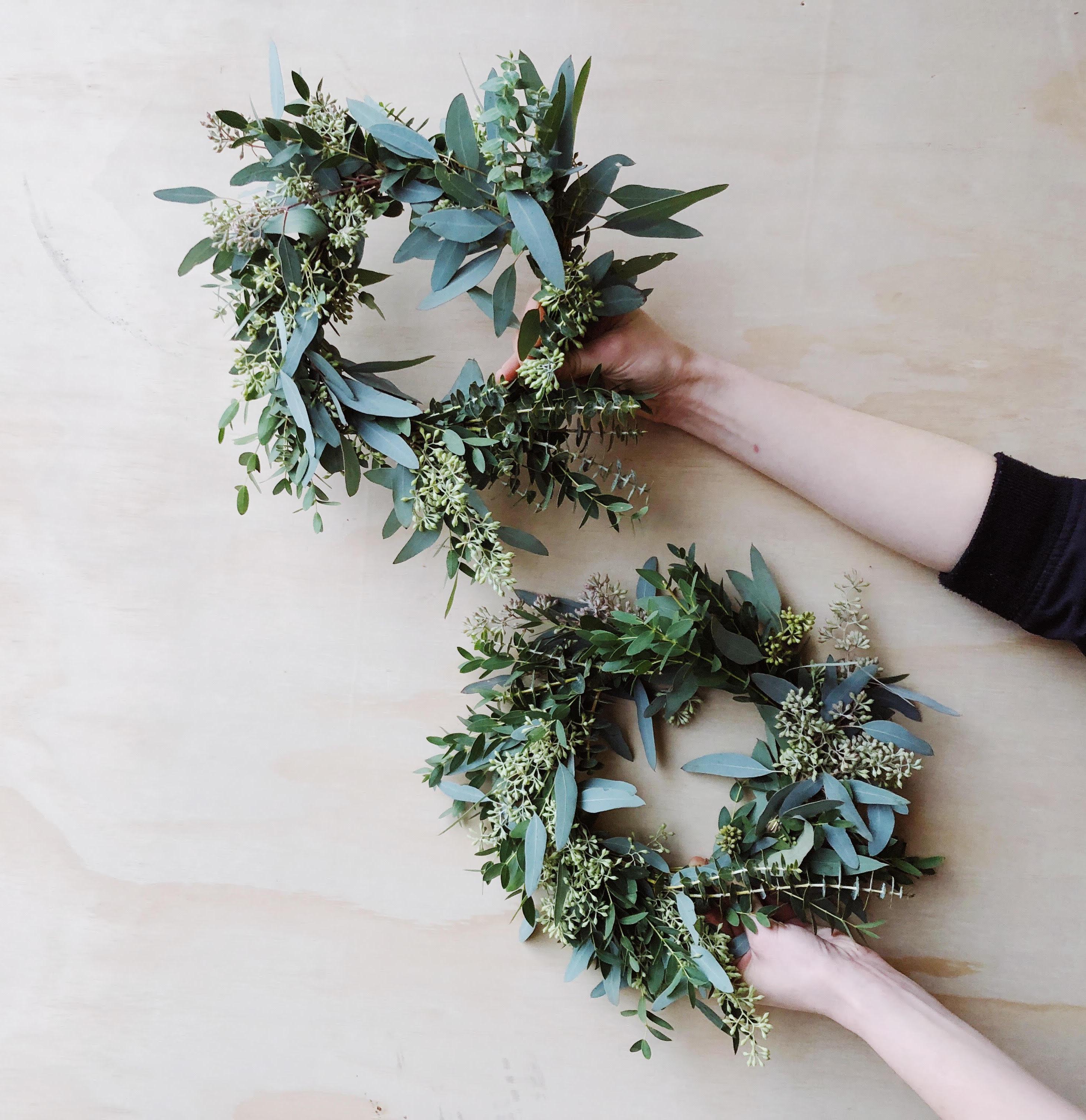 Eucalyptus Wreath Small Floralista