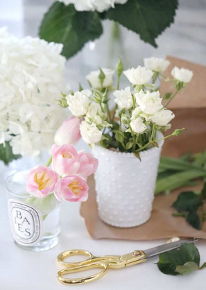 Spring Floral Arrangements Add Fresh Feel to the Home