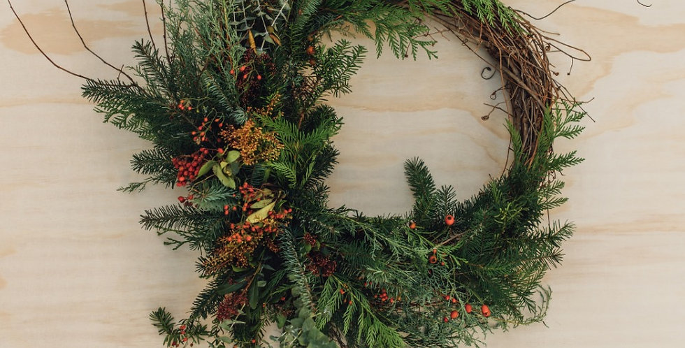 Grapevine Wreath - Large