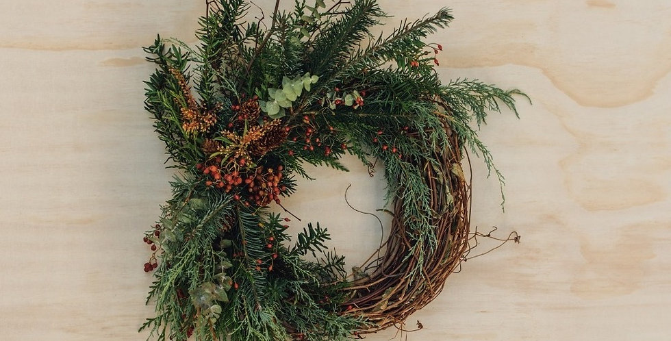 Grapevine Wreath - Medium