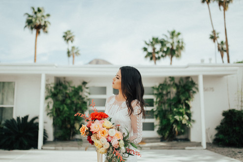 Palm Desert Bride