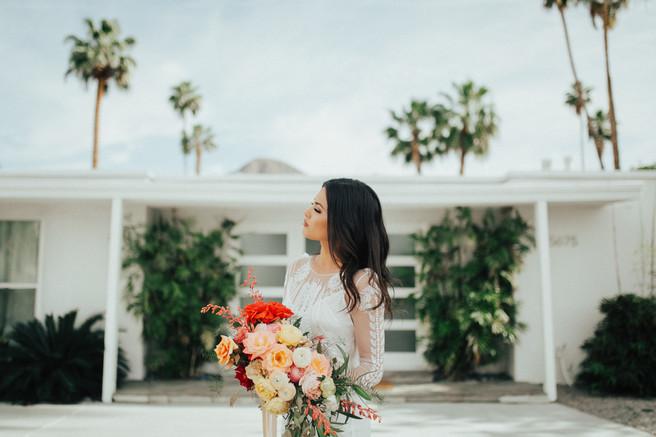 Palm Desert Bride