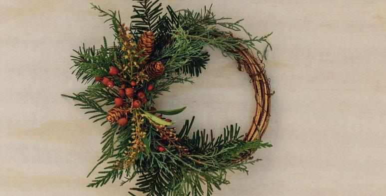 Grapevine Wreath - Small