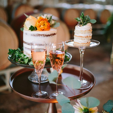 Gorgeous Canadian winery wedding inspiration