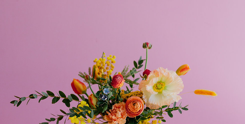 Small Arranged Flowers