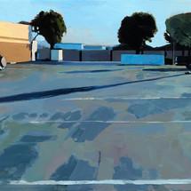 Cupertino Parking Lot
