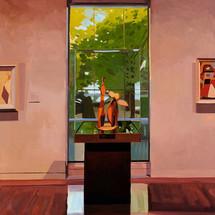 Calder Sculpture at MFA