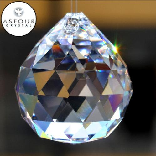 Cristal Multifacetado Asfour 30mm