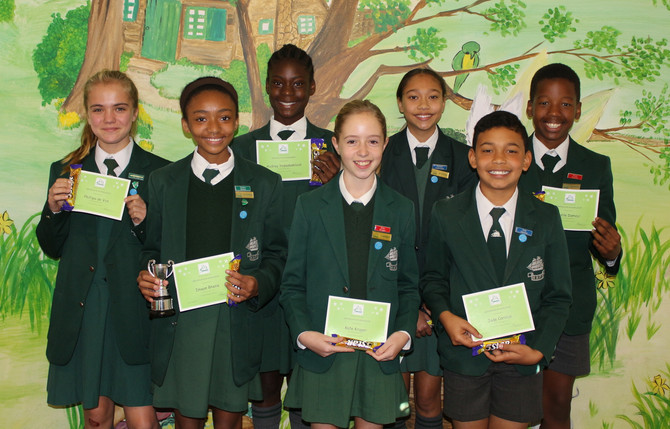Grade 6 Reading Competition