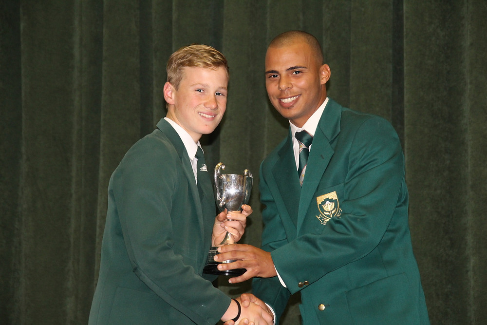 Connor Nel - Sportsman of the Year