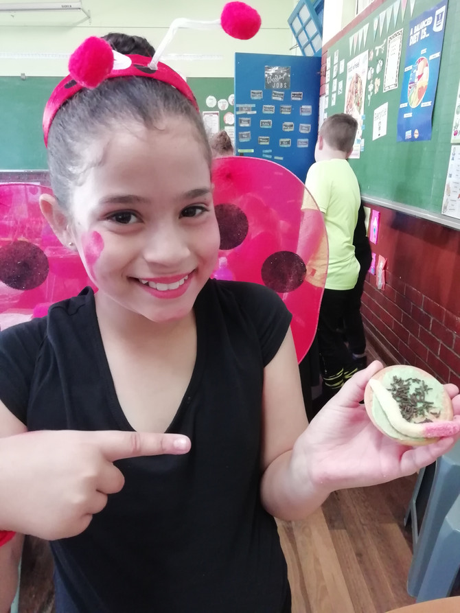 Grade 3 Insect Day