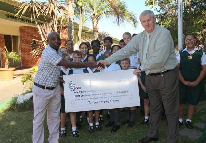 Glass Recycling Competition