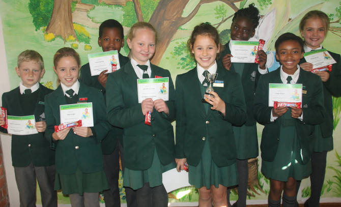 Grade 4 Reading Competition