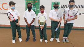 BNP Paribas RCS Rising Star Tennis Tournament and Clinic