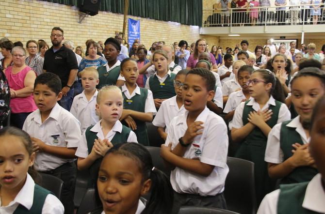 Grade 3 Awards Ceremony