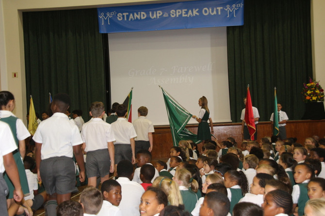 Grade 7 Final Assembly