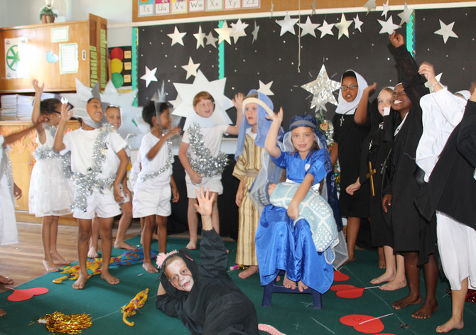 Grade 1 Room 3 Awards Ceremony