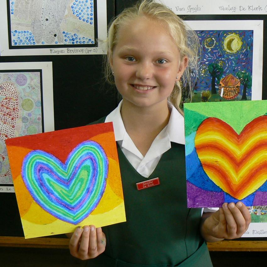 Weaving hearts Jennifer De Kock (1)