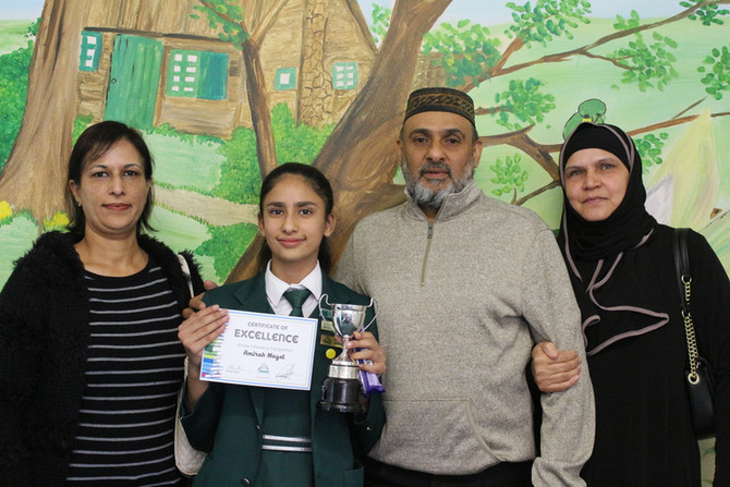 Gr 7 Reading Competition