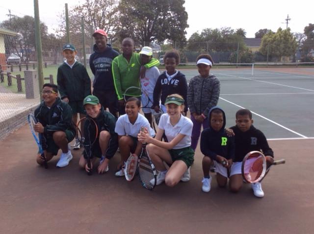 Tennis vs Motherwell Development Team