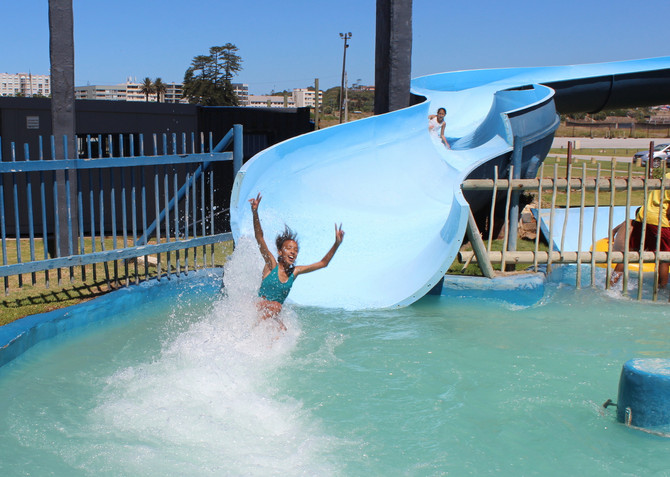 Grade 5 Outing to the Super Tubes