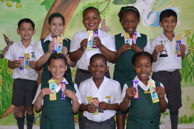 Grade 1 Reading Competition