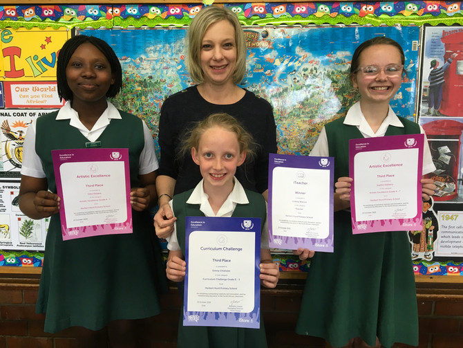 Excellence in Education Awards  2019