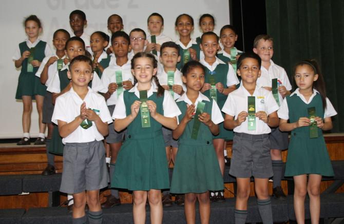 Grade 2 Awards Ceremony