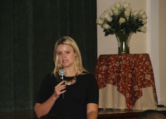 Emma Sadleir at Herbert Hurd