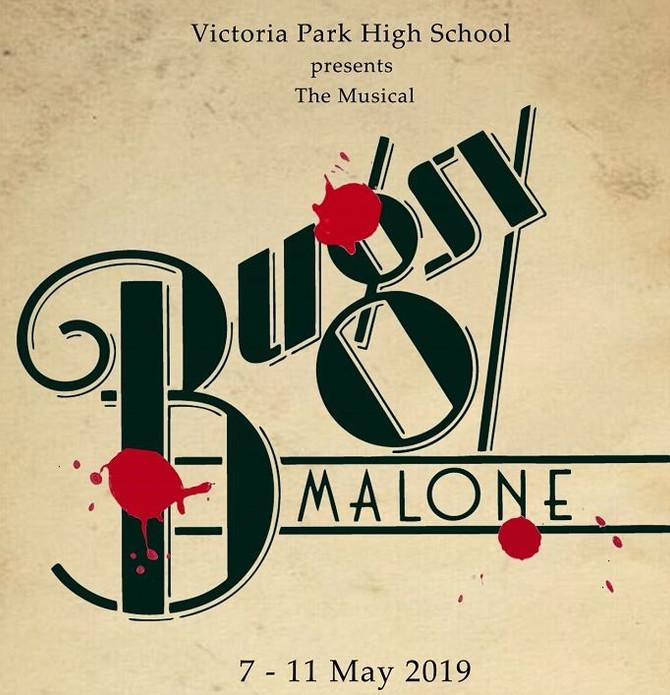 Grade 7's attend Bugsy Malone