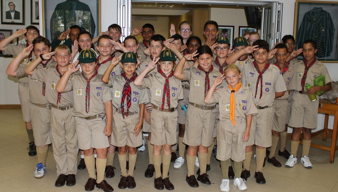 Baden Powell Day