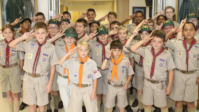 Lord Baden-Powell's Birthday