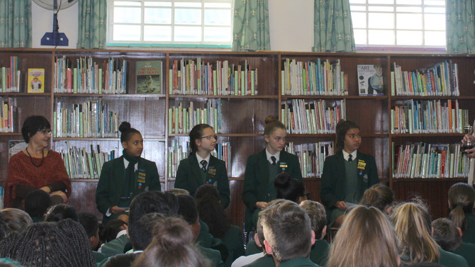 Grade 7 Reading Competition