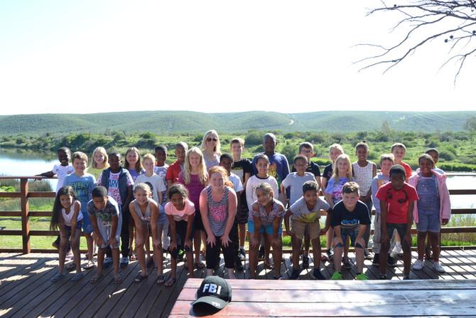 Grade 4 Sumcay Camp