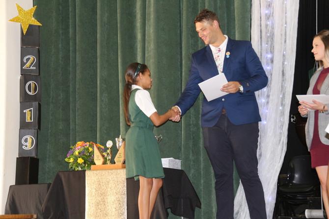 Grade 5 Awards Ceremony